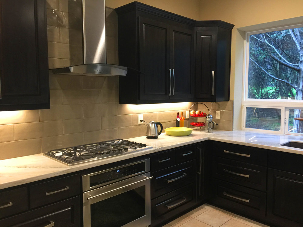 Woodcreek Kitchen Remodel in Chico, CA