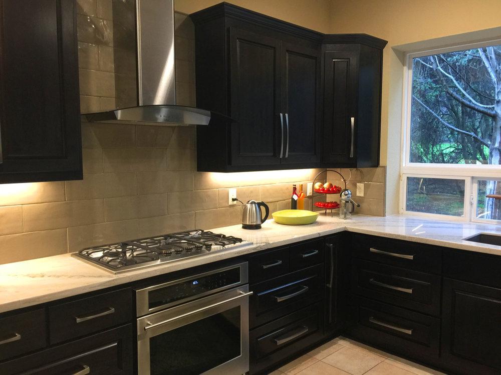 Woodcreek Kitchen Remodel in Chico, CA