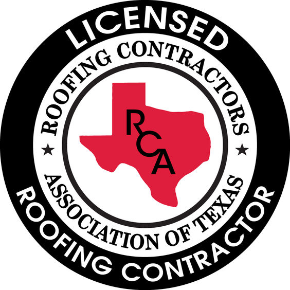 LICENSE NUMBER: [0818] 03-0355 ROOFING CONTRACTORS ASSOCIATION OF TEXAS (800) 997-6631 WWW.ROOFTEX.COM
