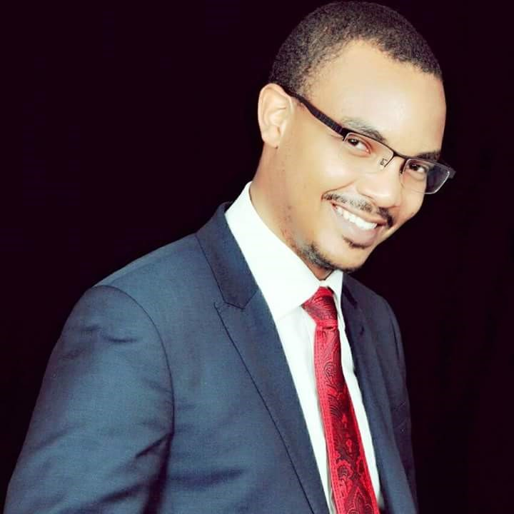 Andrew kasujja,East africa associate -