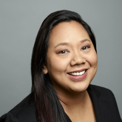 CLARISSA MAXIMO Given her 10 years at Linus, Clarissa applies a wealth of institutional knowledge to her role as Director of Project Management. She oversees resourcing, project financials and process, while keeping everything on track.