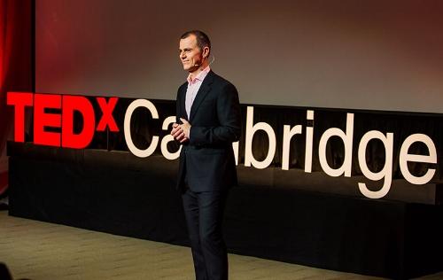 Hamid Ghanadan TEDx Speaking