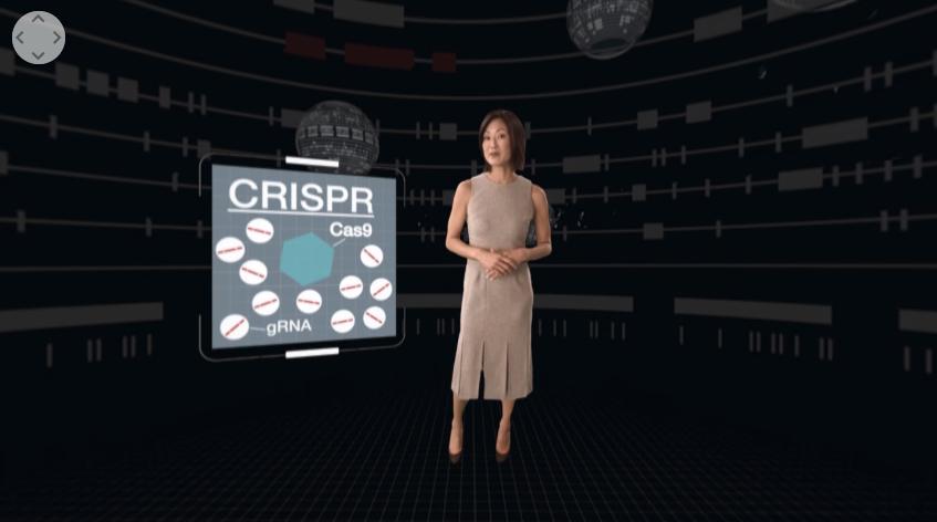 Bio-Rad Virtual Reality Experience