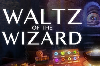 Waltz of the Wizard is a virtual reality experience that lets you feel what it's like to have magical powers. Combine arcane ingredients into a boiling cauldron with the help of an ancient spirit trapped in a human skull. Unleash creative or destructive wizardry upon a fully interactive virtual world.