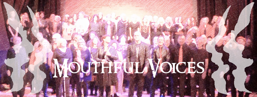Mouthful Voices   Wednesdays 7-9pm at Gosforth Civic Theatre, Newcastle