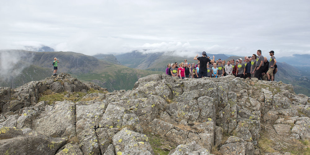 Singing at Glaramara Summit 2 ds release form singed.jpg