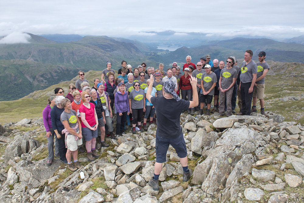 Singing at Glaramara Summit ds.jpg