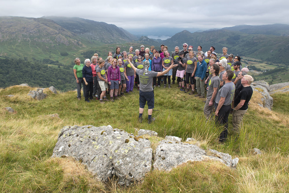Singing on Thornythwaite Fell ds.jpg