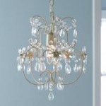 PBK olivia Mini-Crystal Chandelier