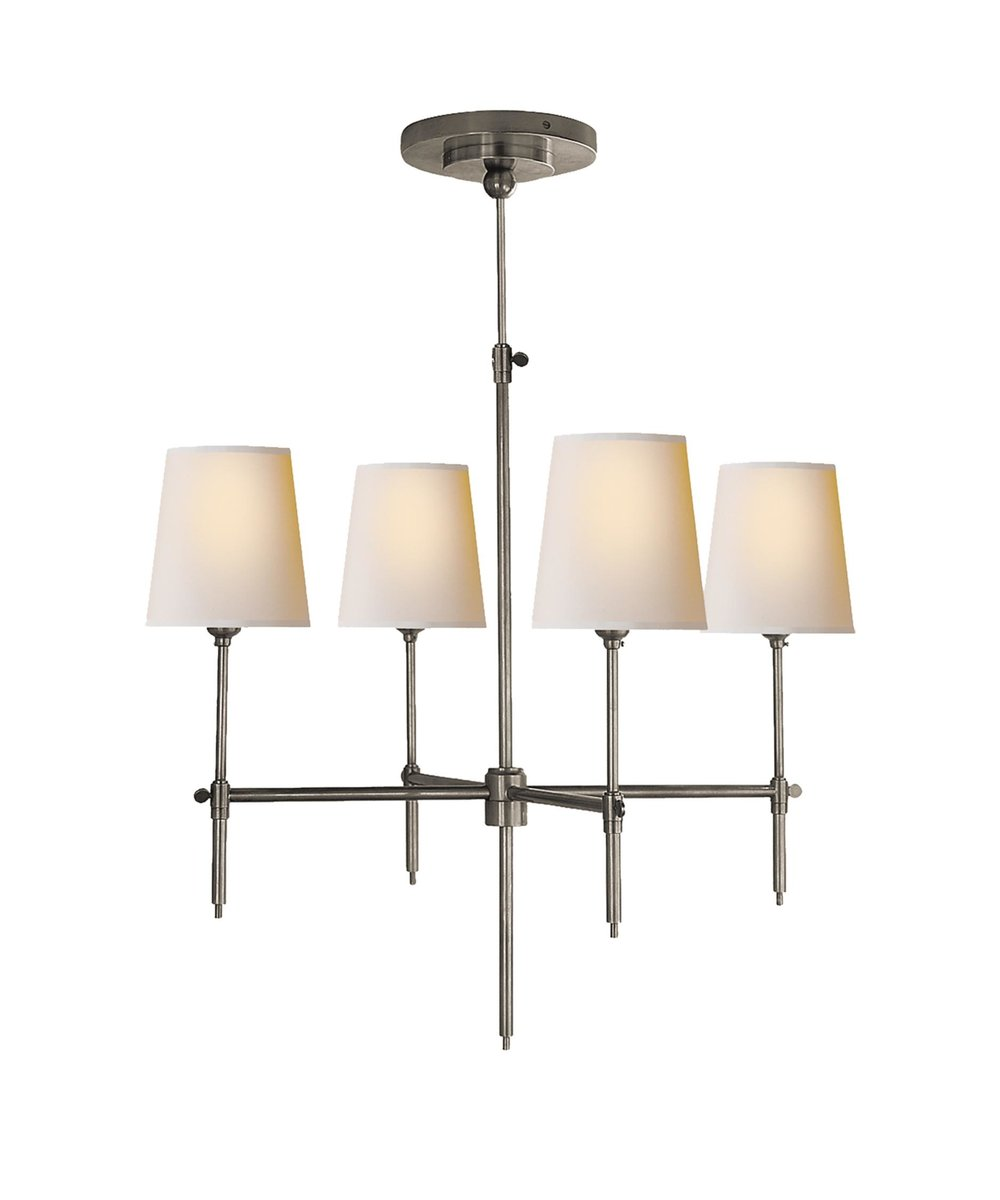 Bryant 4 Light Chandelier ~$570