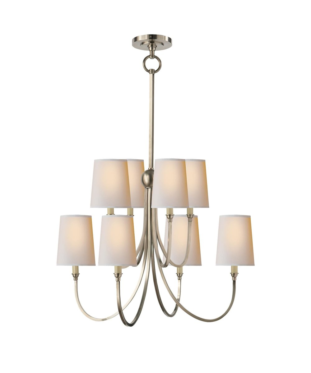 Reed Chandelier ~$894