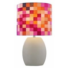 Reiko Ceramic Table Lamp ~$54