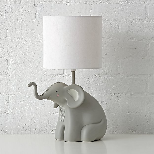 Elephant Table Lamp ~$79