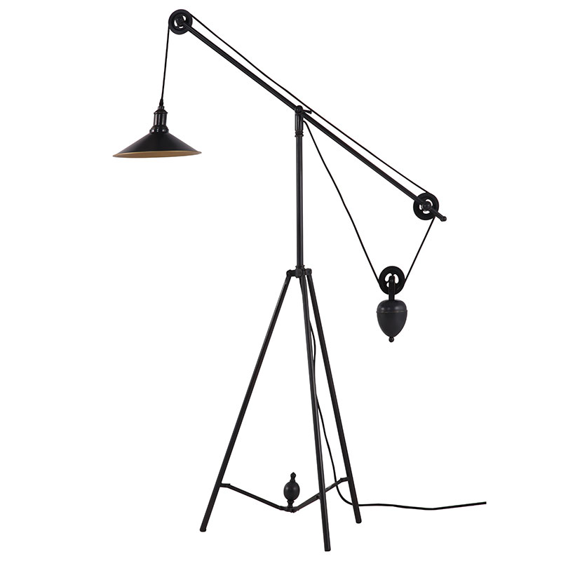 Zuo Jasper Floor Lamp ~$640