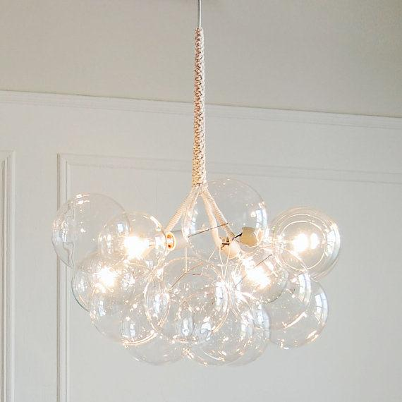Bubble Chandelier ~$2,100