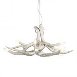 Superordinate Antler Chandelier ~$2,300