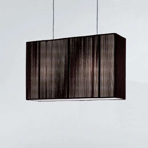 Clavius Silk Pendant Light ~$828
