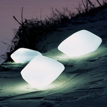 Outdoor Stone Lights ~$555