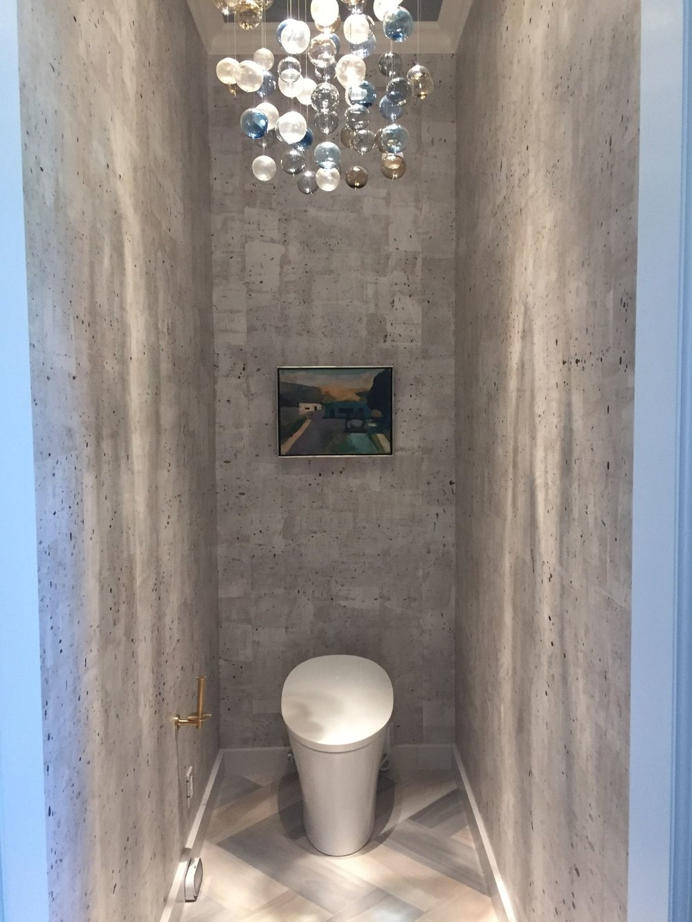 SF Decorator Showhouse Bathroom