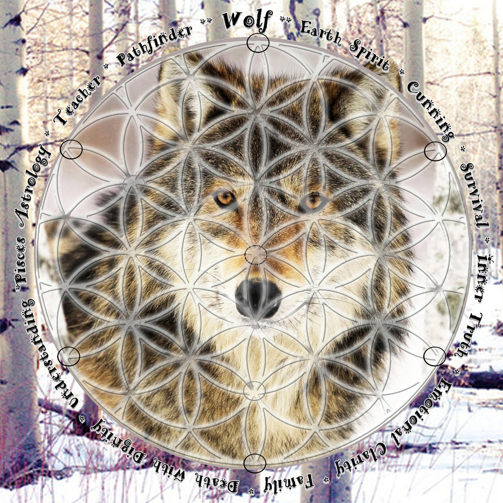 "Animal Grids come with gemstones to create ""Portals"" for these Spirit Guides to help you."