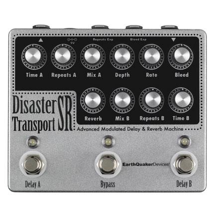 Disaster Transport SR™  モジュレーションディレイ&リバーブ