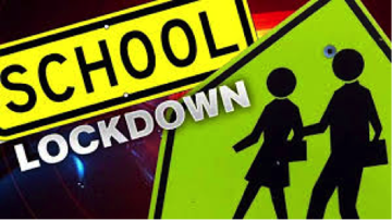 School Lockdown Logo