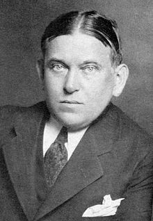 Henry Louis Mencken   Source: Wikipedia