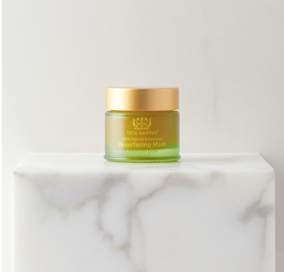 The best-seller: Tata Harper Resurfacing Mask