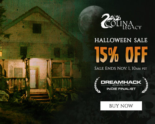 Steam Halloween Promotion