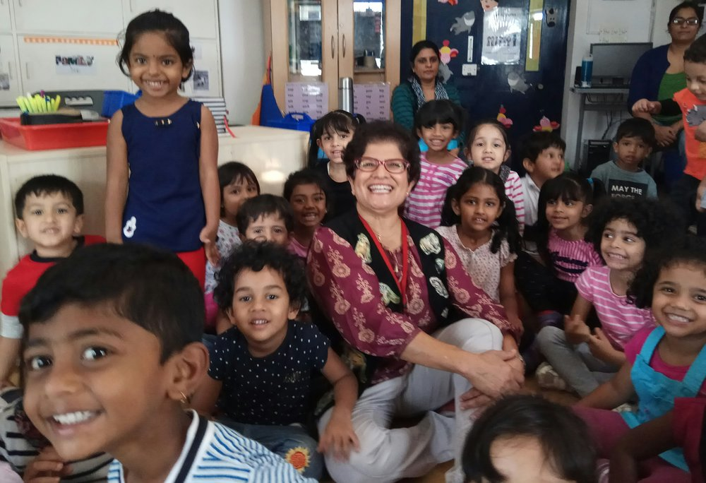 KG children, Bangalore.jpg
