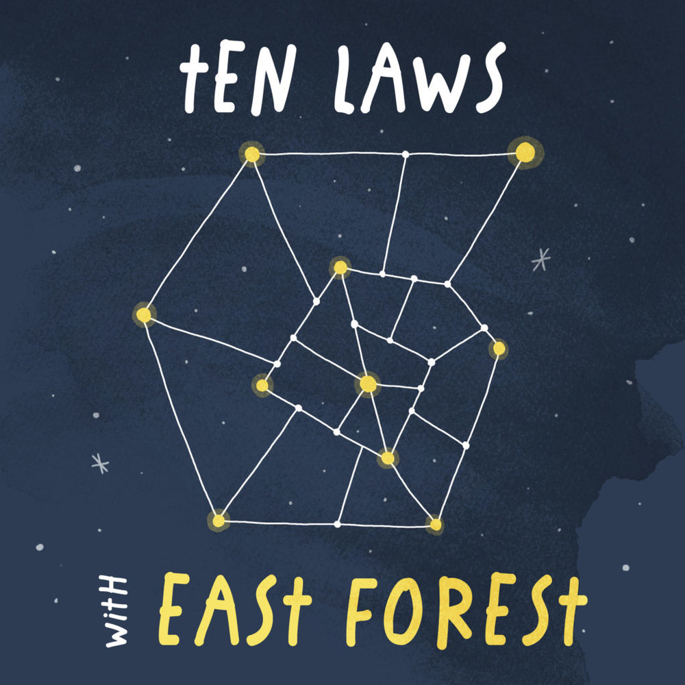 Want to know more? - Listen to my interview on the Ten Laws Podcast by East Forest for an in-depth conversation on my approach to ketamine assisted therapy.