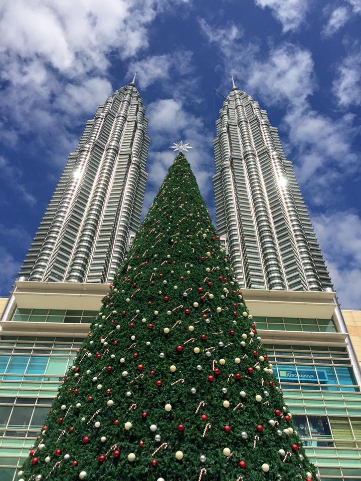 Travel Blogger Katy Johnson in Kuala Lumpur