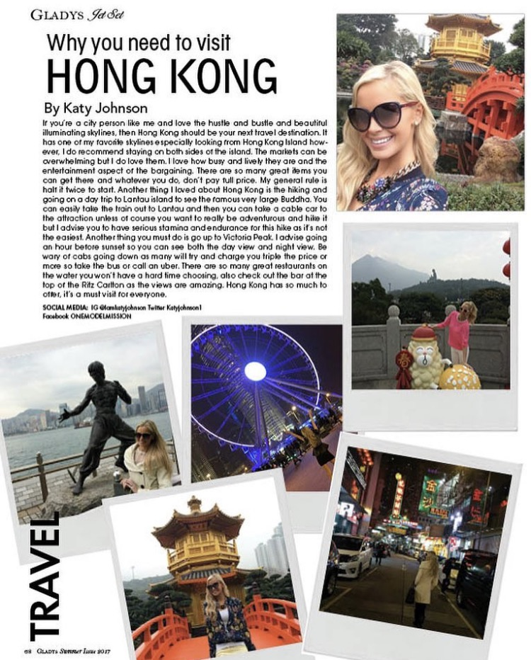Travel Blogger Katy Johnson on Why You Need to Visit Hong Kong