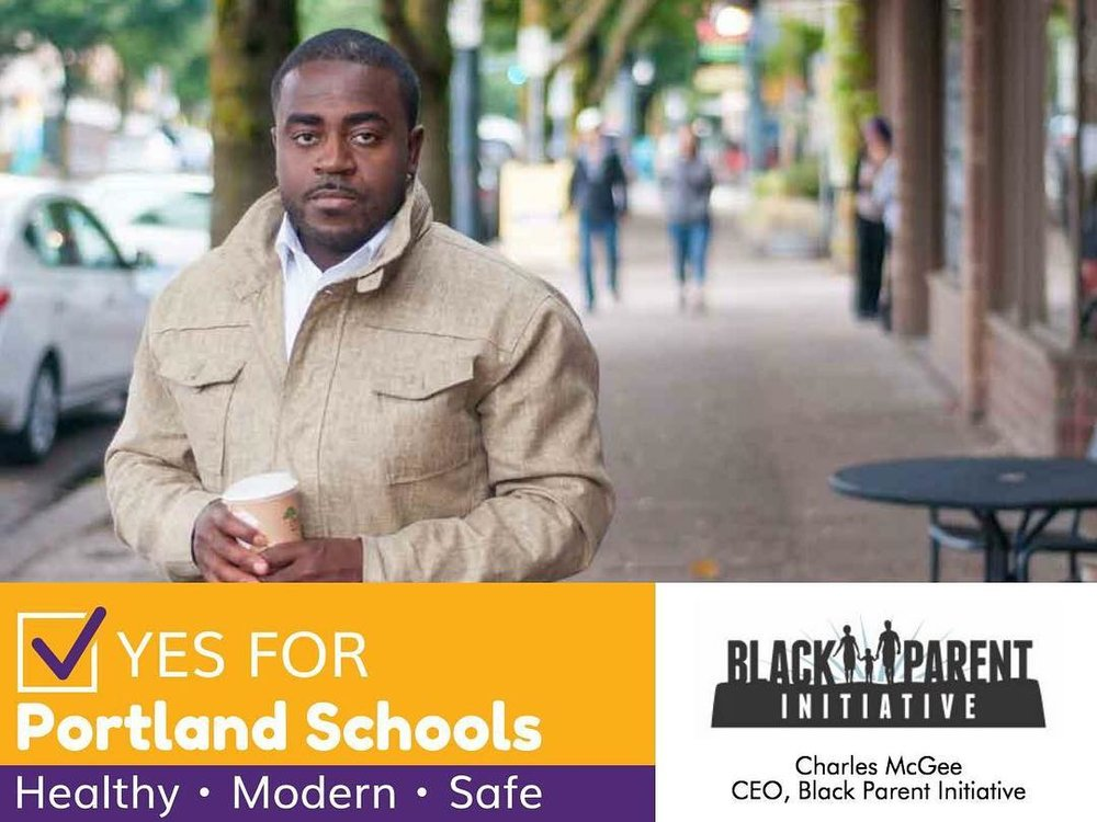 Charles McGee, CEO, Black Parent Initiative
