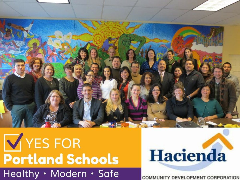 Hacienda CDC, affordable housing providers, support Measure 26-193.