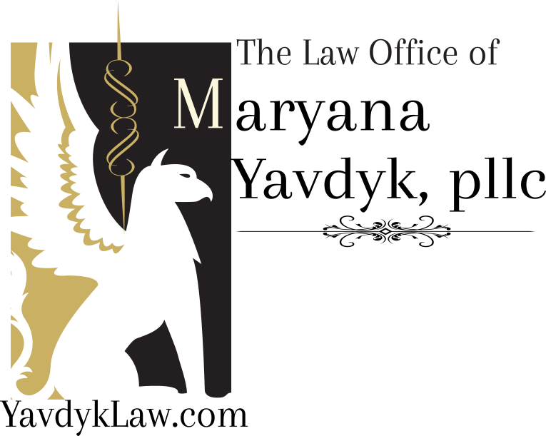 The Law Office of Maryana Yavdyk, pllc
