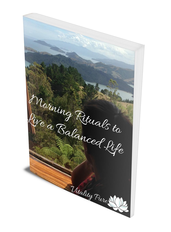SOULFUL SISTERHOOD - MORNING RITUALS TO LIVE A BALANCED LIFE E-BOOK