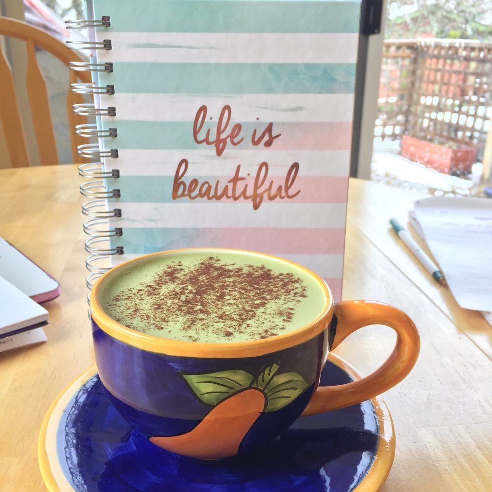 SOULFUL SISTERHOOD - MATCHA LATTE