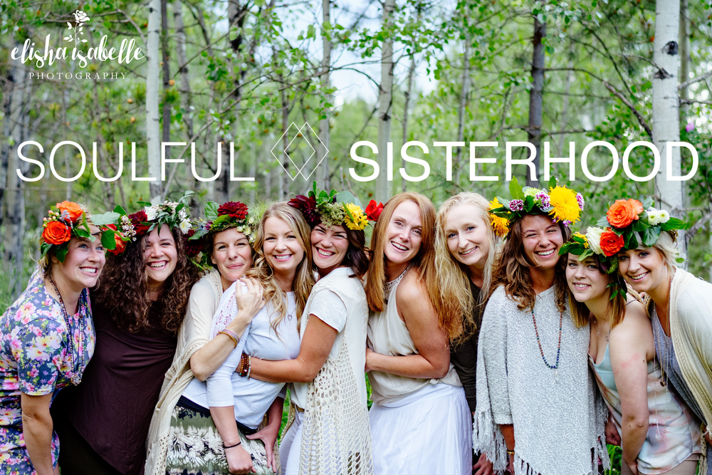 SOULFUL SISTERHOOD GROUP PHOTO BRANDED