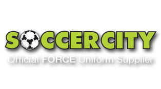 Soccer City is the official uniform supplier of FORCE.