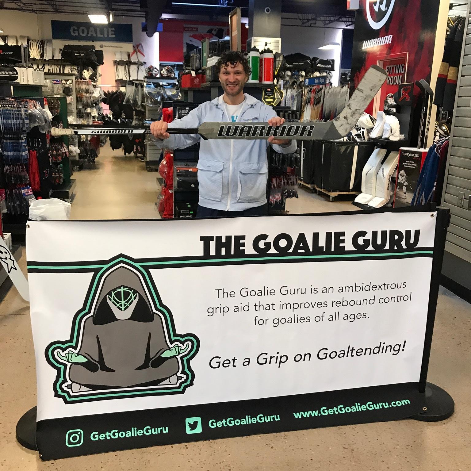 The Goalie Guru — Concepts By Corey