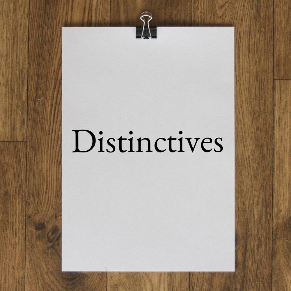 distinctives image