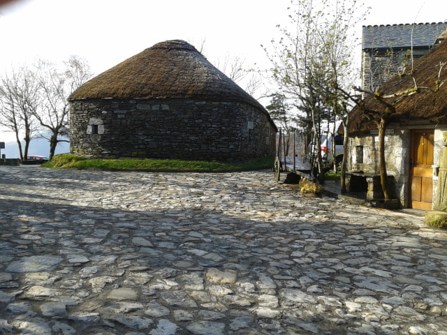 Village of Triacastela