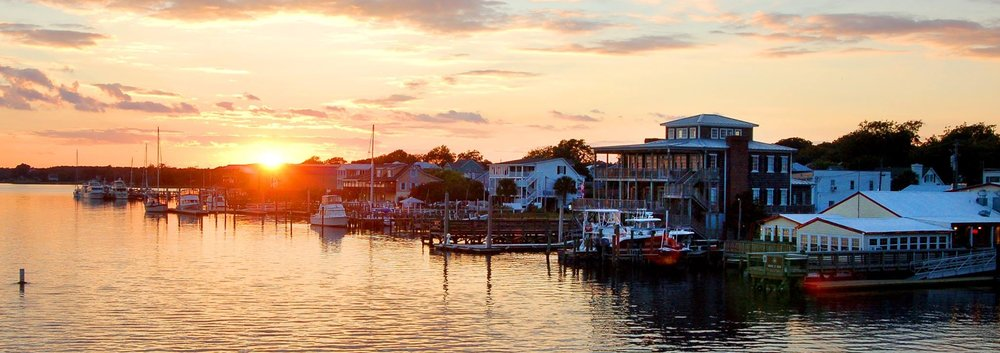 There is something for all ages to enjoy in Swansboro, whether it is water activities, scenic parks, historic sites, or the numerous festivals scheduled year-round. Visitors and residents alike enjoy watching the many fishing boats, pleasure boats, and kayaks cruise by on the Intracoastal Waterway.  One thing you can rest assured, if you retire in Swansboro, everyone will want to come see you! After all, you are at the  coast!