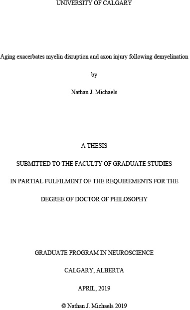Thesis Thank You Page - Thesis Title Ideas For College