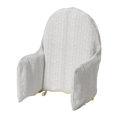 This is the infant high chair insert **sold separately**. This has given Nixon the support he needs in the high chair! Get it   here  .