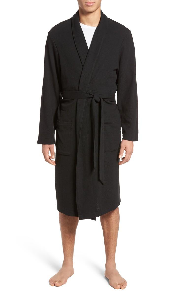 MEN'S THERMAL ROBE - Everyone loves a good robe.