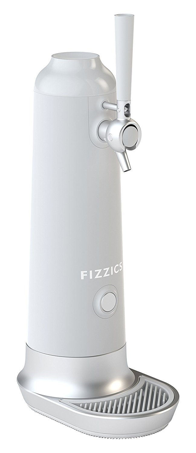 FIZZICS WAYTAP BEER DISPENSER - I've personally used this at a friends and can say that it is seriously so cool. So fun for entertaining or when you just want to switch it up at home.