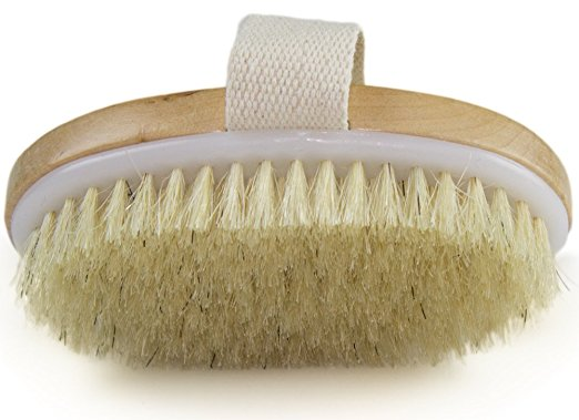 have you read ab the benefits of dry brushing??