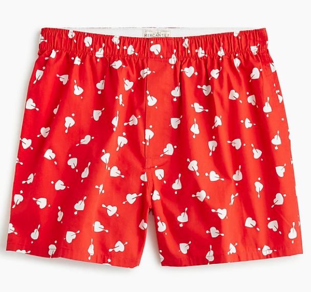 V-DAY boxers! on sale too.